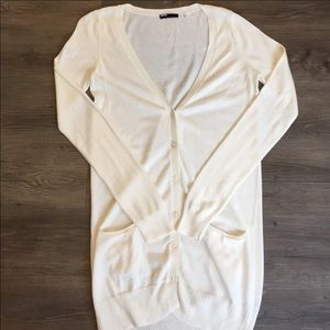 Urban Outfitters long sleeve tunic cardigan